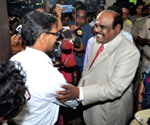 Karnan refuses medical test