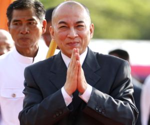 File Photo: Norodom Sihamoni