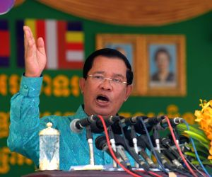 File Photo: Samdech Techo Hun Sen