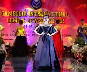 CAMBODIA-PHNOM PENH-JEWELRY EXHIBITION