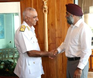 Canadian Defence Minister visits Western Naval Command