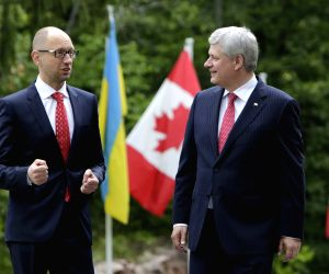 CANADA CHELSEA UKRAINE FREE TRADE AGREEMENT