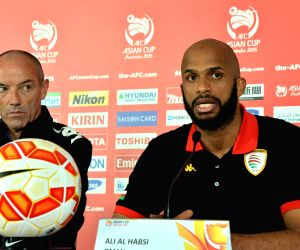 AUSTRALIA CANBERRA AFC ASIAN CUP OMAN PRESS CONFERENCE