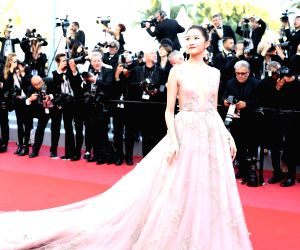 "FRANCE-CANNES-FILM FESTIVAL-""ASH IS PUREST WHITE""-PREMIERE"