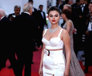 CANNES, May 15, 2019 - Actress Selena Gomez attends the opening gala during the 72nd Cannes Film Festival at Palais des Festivals in Cannes, France, on May 14, 2019. The 72nd Cannes Film Festival is ...