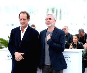 FRANCE-CANNES-71ST INTERNATIONAL FILM FESTIVAL-IN WAR-PHOTOCALL