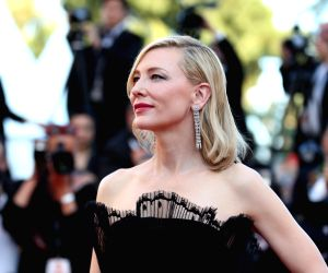 FRANCE-CANNES-71ST INTERNATIONAL FILM FESTIVAL-BLANCHETT