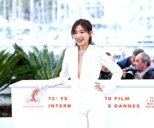 FRANCE CANNES FILM FESTIVAL PHOTOCALL WILD GOOSE LAKE
