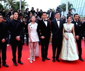 FRANCE CANNES CHINESE FILM RED CARPET