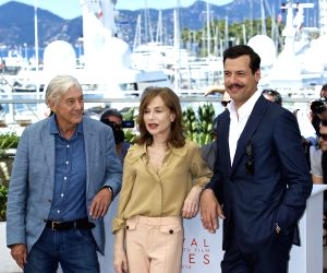FRANCE CANNES FILM FESTIVAL ELLE PHOTO CALL