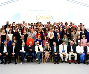 FRANCE CANNES CANNES FILM FESTIVAL 70TH ANNIVERSARY PHOTOCALL