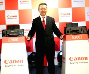 Canon launches new range of printers