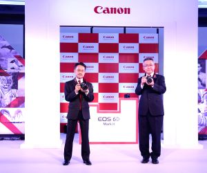 Canon,s launches EOS 6D Mark II