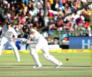 Cape Town (South Africa): India Vs South Africa - First Test