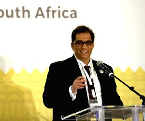 SOUTH AFRICA-CAPE TOWN-BRICS MEDIA FORUM-OPENING