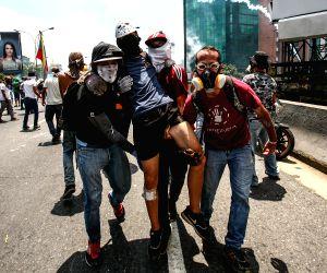 VENEZUELA CARACAS PROTEST