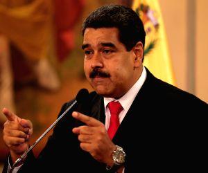 VENEZUELA CARACAS MADURO SPEECH