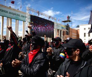 VENEZUELA-CARACAS-MILITARY-EVENT