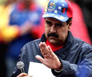 VENEZUELA CARACAS SOCIETY COMMEMORATION