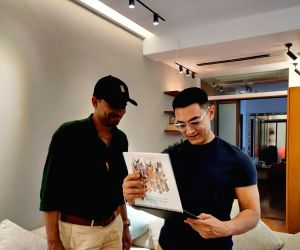 Free Photo: Cartoonist captures Aamir Khan's iconic characters into calendar