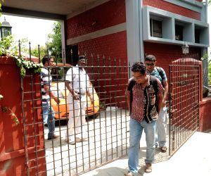 CBI team raids Visva Bharati University