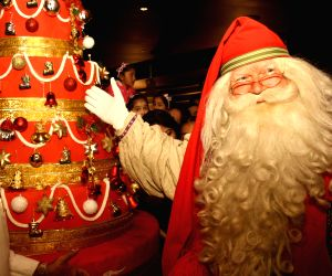 Is Santa Claus real: Here