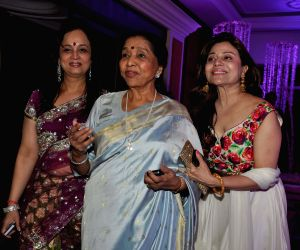 Sunidhi Chauhan's Wedding Reception