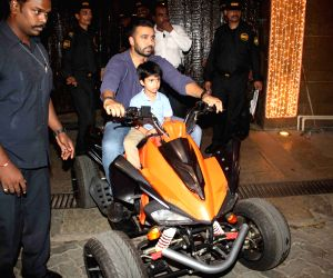 Aaradhya's birthday celebrations