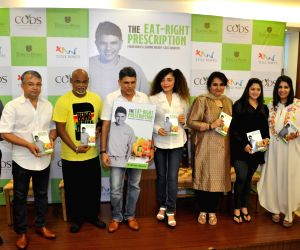 Book launch of The Eat-Right Prescription