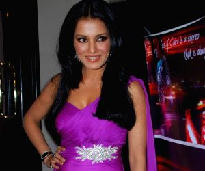Celina Jaitley at Egypt tourism event at Trident.