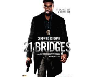 Boseman's '21 Bridges' gets India release date