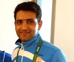 Shooter Chain pips Gagan to clinch gold in Rifle 3 position