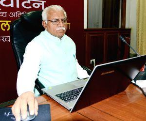 Haryana CM inaugurates the New Registration System