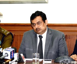 Haryana DGP's press conference