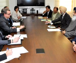 Premier of Canadian Province calls on Punjab CM
