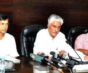 Punjab DGP's press conference