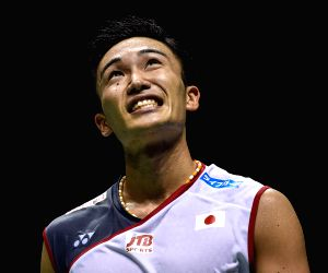 CHINA-JIANGSU-CHANGZHOU-BADMINTON-CHINA OPEN-MEN'S SINGLES