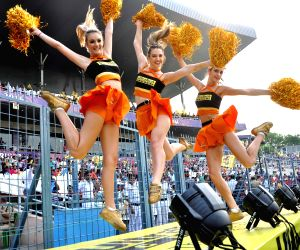 IPL - Kolkata Knight Riders Vs Sunrisers Hyderabad