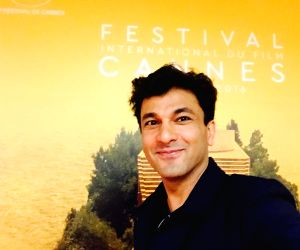 Cannes (France): Cannes Film Festival - Chef Vikas Khanna