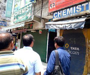 Chemists' strike
