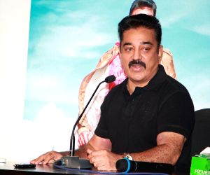 Promotion of film 'Uttama Villain' - Kamal Haasan