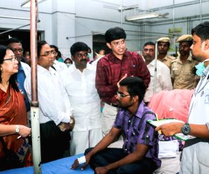 Chennai: A Central team comprising of doctors from All India Institute of Medical Sciences (AIIMS), National Vector Borne Disease Control Programme (NVBDCP), New Delhi, Lady Hardinge Medical College (LHMC) and National Centre for Disease Control (NCD