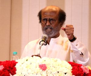 Rajinikanth: Not in Chief Minister post's race