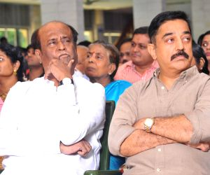 Rajinikanth, Kamal Haasan pay tribute to K. Balachander