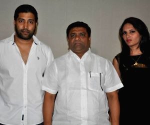 'Anandam Malli Modalaindi' - press meet
