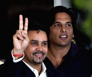 Anurag elected BCCI secretary