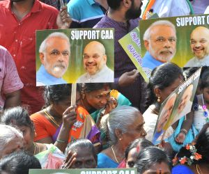 BJP holds pro-CAA rally in TN