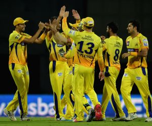 IPL - 2015- ​Chennai Super Kings vs Kings XI Punjab