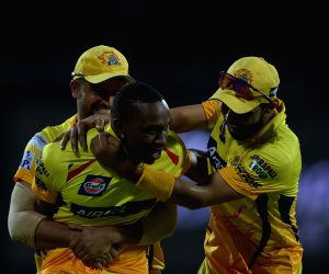 IPL 2015 -  Chennai Super Kings vs Kolkata Knight Riders