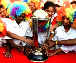 ICC World Cup 2015 Trophy's promotion